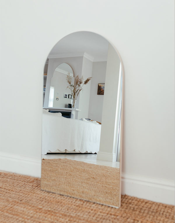 Palmy Arch mirror