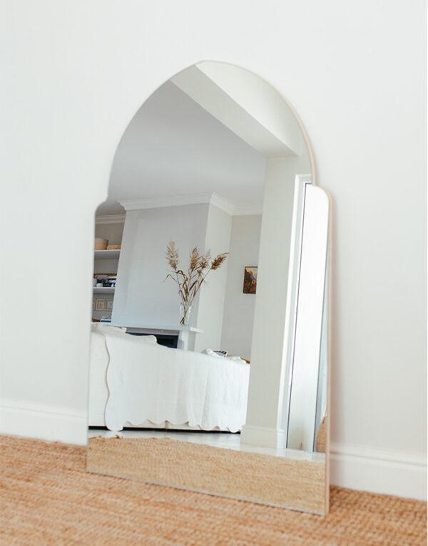 Modern Moroccan mirror