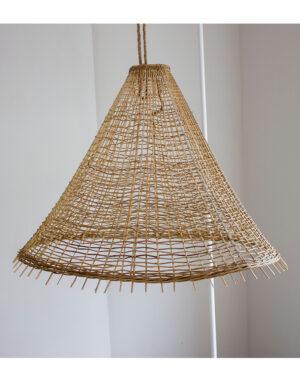AFRICAN BELL LAMP